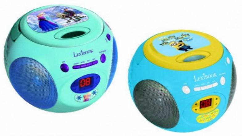 Lexibook Despicable Me/Disney Frozen CD Player £29 Delivered