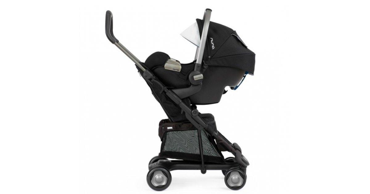 Review: The Nuna PIPA Car Seat