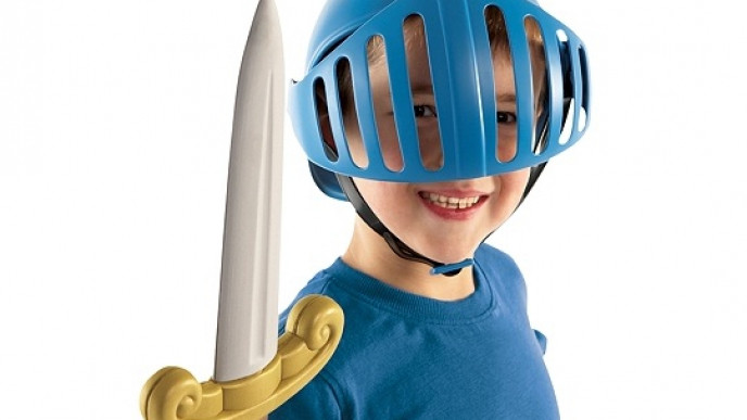 794fb90f764b52 Mike The Knight Sword and Helmet £7.97 @ John Lewis