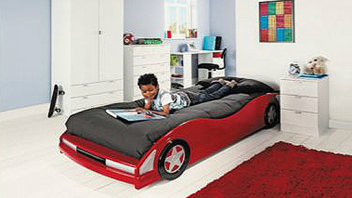 detailed look d0072 50d47 Children's Beds Less Than Half Price @ Argos