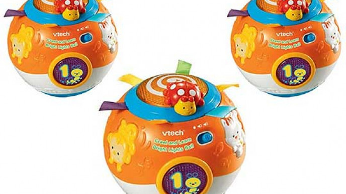 Vtech Crawl And Learn Bright Lights Ball £8 99 @ Amazon