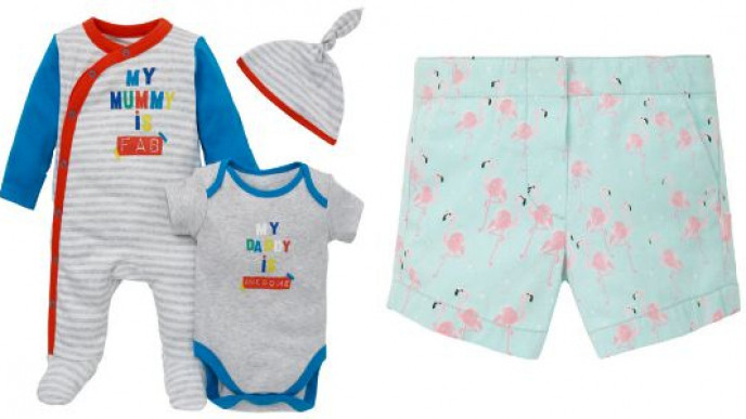 4a2f42f12 Huge Savings In Outlet: Children's Clothing From 40p @ Mothercare