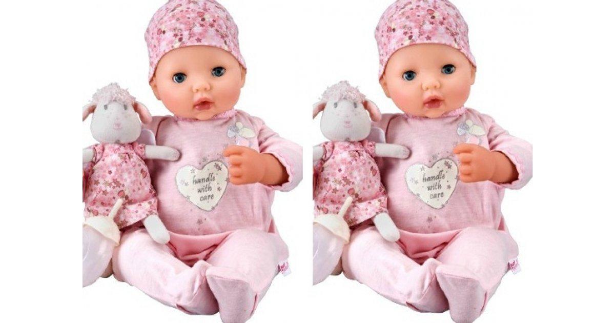 Baby Annabell Doll £22.49 @ Argos