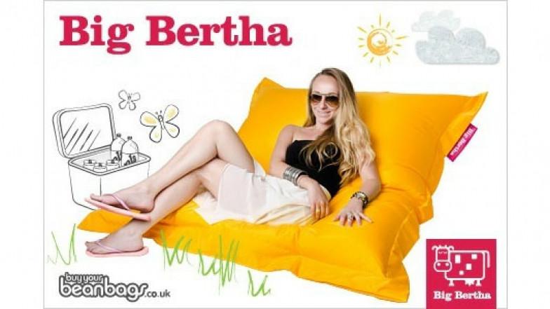 Enjoyable Big Bertha Giant Bean Bags 39 Groupon Uwap Interior Chair Design Uwaporg