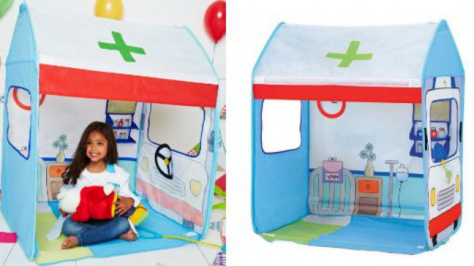 new styles ca4a6 44cdd ELC Hospital Play Tent £10 (was £25) @ Mothercare /ELC