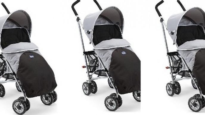 Chicco Winter London Stroller 55 Asda