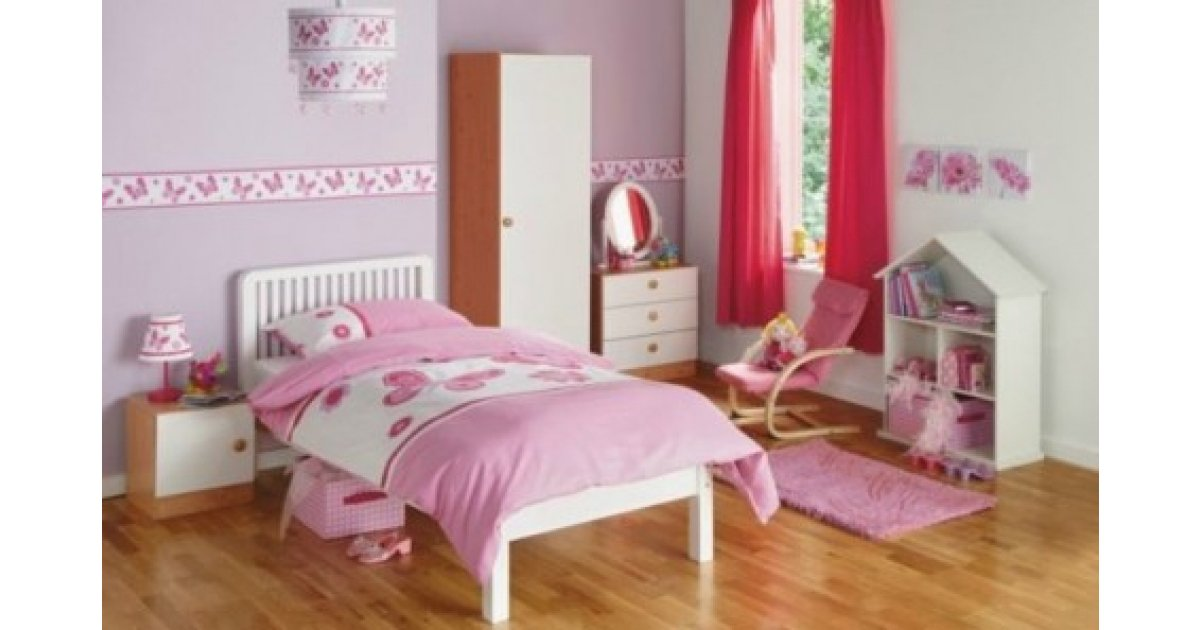 Kids Bedroom Furniture Set 54 99 Argos