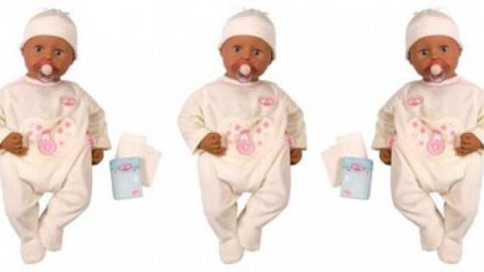 Baby Annabell Doll Half Price @ Argos