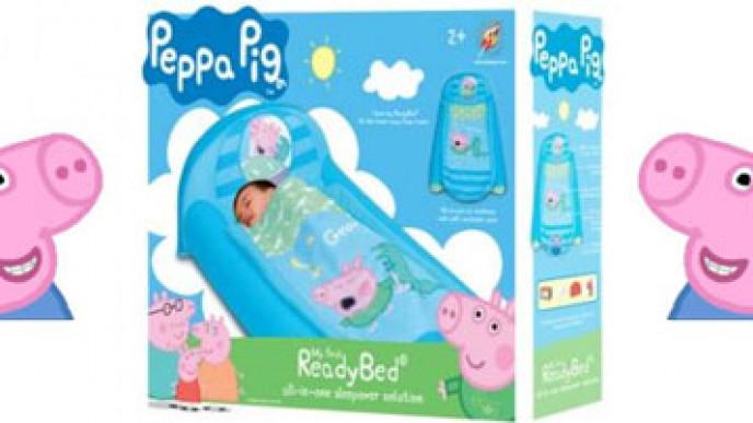 Peppa Pig George Ready Bed 21 99 Argos