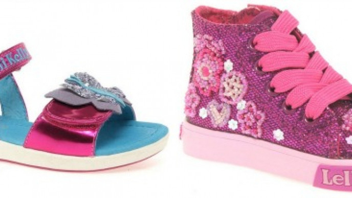 Reduced Lelli Kelly Shoes from £16.90