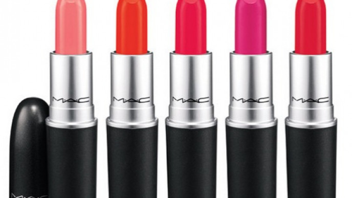 mac free lipstick empty containers