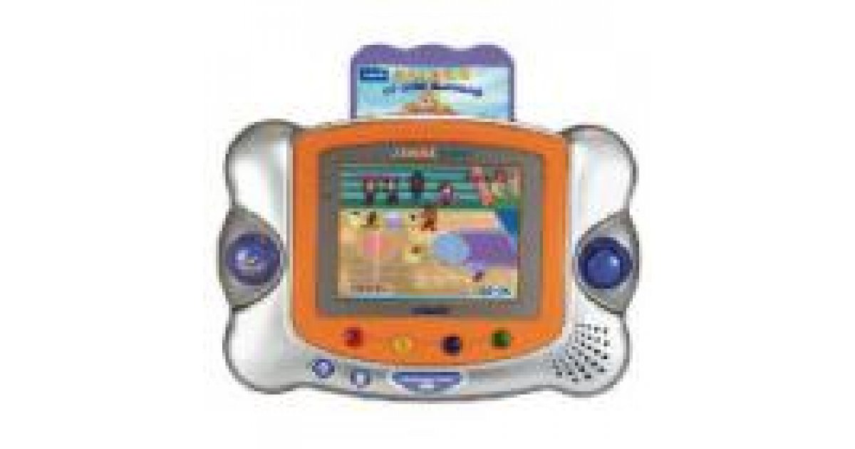 Vtech V.Smile Pocket Learning System with Zayzoo Game £15 ...