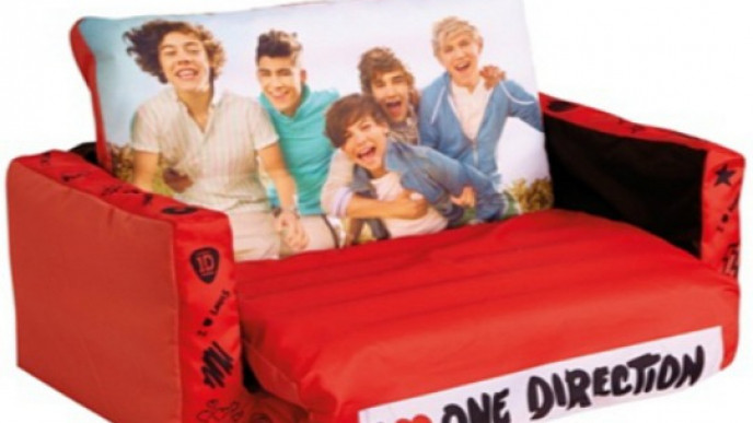 online store 9b6ad b7e3c One Direction Ready Room Flip Out Sofa £10.49 @ Argos