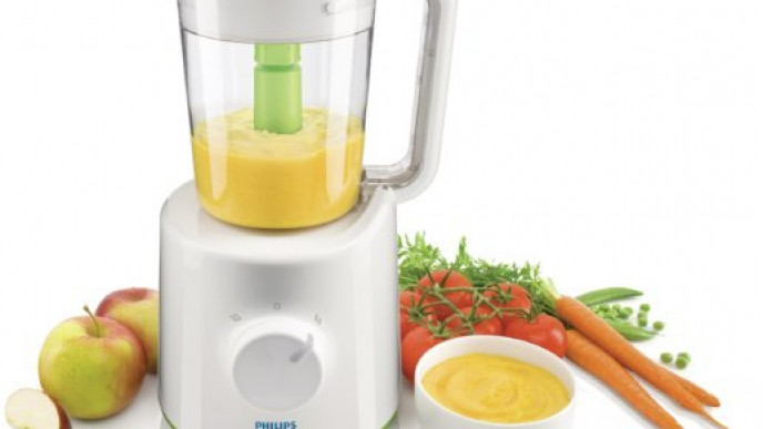 Philips Avent Combined Baby Food Steamer And Blender 5999