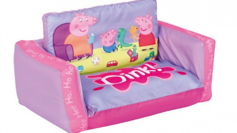 Expired: Peppa Pig Flip Out Sofa £11.67 With Free Delivery ...