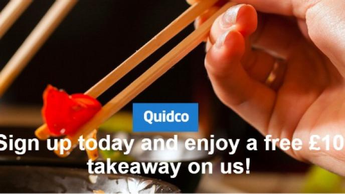 quidco just eat 15