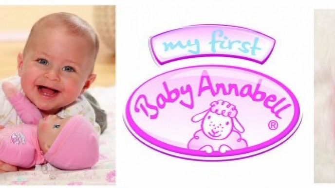 My First Baby Annabell Newborn Doll £9.99 or 2 Toys for £ ...