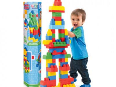 1c9fb3d3e89fb Mega Bloks 140 Piece Maxi Tube £11.99 (Was £29.99 @ Argos)