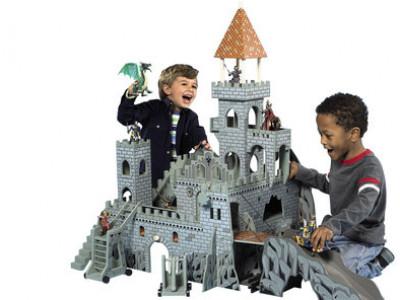 8811362e0675c Wooden Medieval Castle £59.99 (Was £79.99) @ Toys R Us