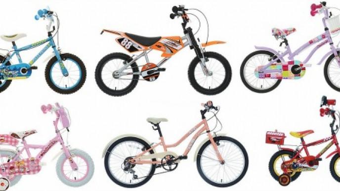 Half Price on Selected Children's Bikes @ Halfords