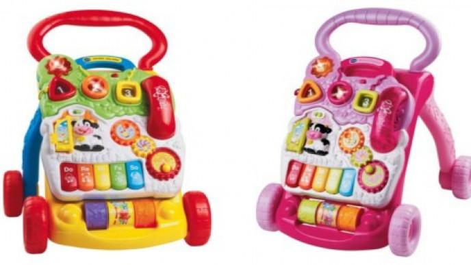 3d8e64de3593cd VTech First Steps Baby Walker £17.99 (Was £24.99) @ Argos
