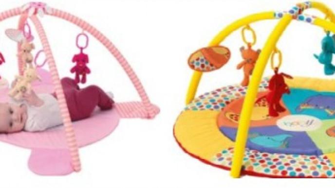 argos baby gym