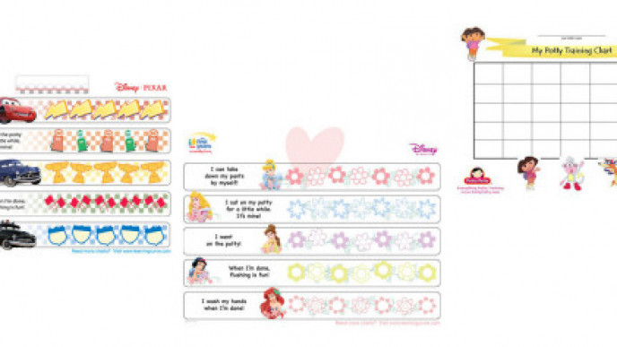 image about Free Printable Potty Training Charts referred to as Free of charge Printable Potty Working out Charts