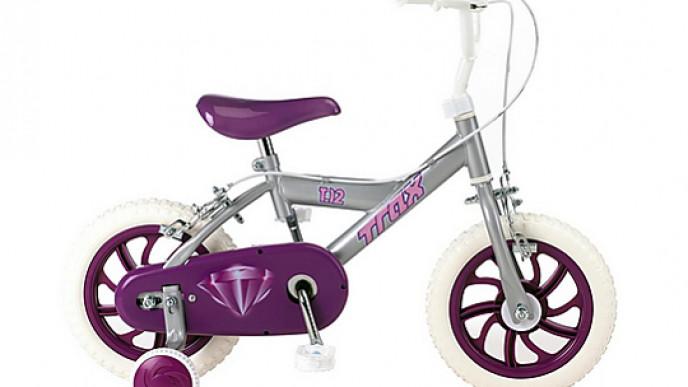"Trax T-12 Girls Bikes 12"" £34 99 @ Halfords"