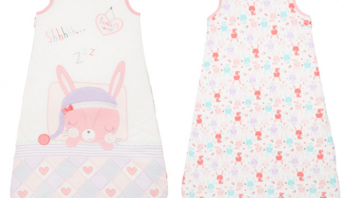 buy popular 0c5fa 324cb Baby Sleeping Bag 0-6 Months £6 @ Tu Clothing Sainsbury's