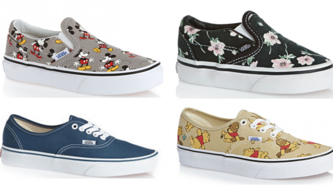 e002e9ae Flash Sale: Up To 40% Off Vans @ Surfdome