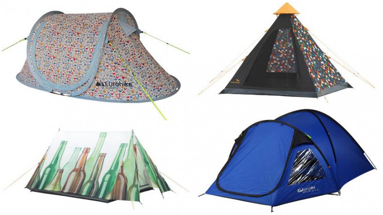 Up To 50% Off Tents @ Millets