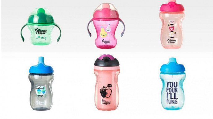 Tommee Tippee Sippee Cup Manufacturer Recalls 3 Million Cups
