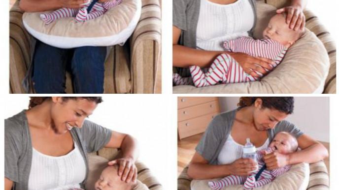 Baby Feeding Pillow £5.99 @ Argos