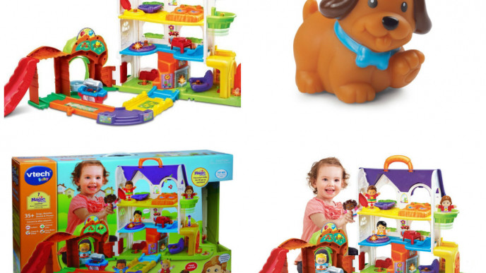 VTech Baby Toot-Toot Friends Busy Sounds Discovery House £ ...