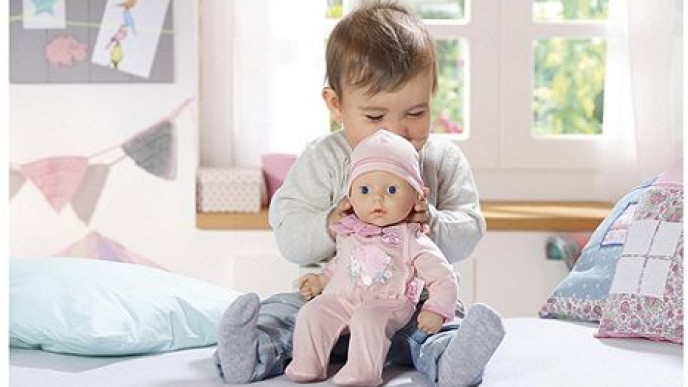 My First Baby Annabell Doll Now £7.50 @ Tesco Direct