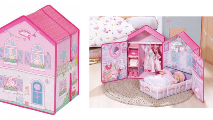 £10 Off Baby Annabell Bedroom @ Argos & Smyths