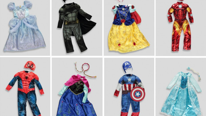 c9c2c529b Children's Fancy Dress Costumes £10 @ Matalan
