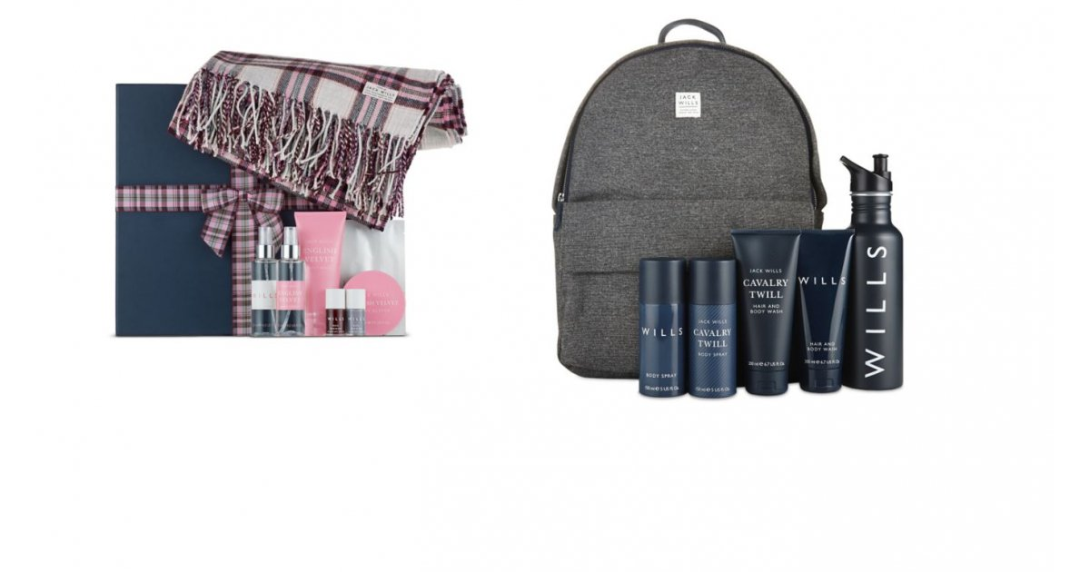 Star Gift Half Price Jack Wills Gift Sets Boots Com