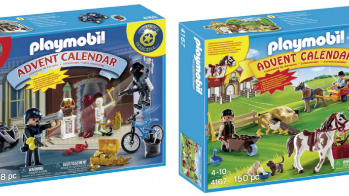 playmobil advent calendars with free delivery argos. Black Bedroom Furniture Sets. Home Design Ideas