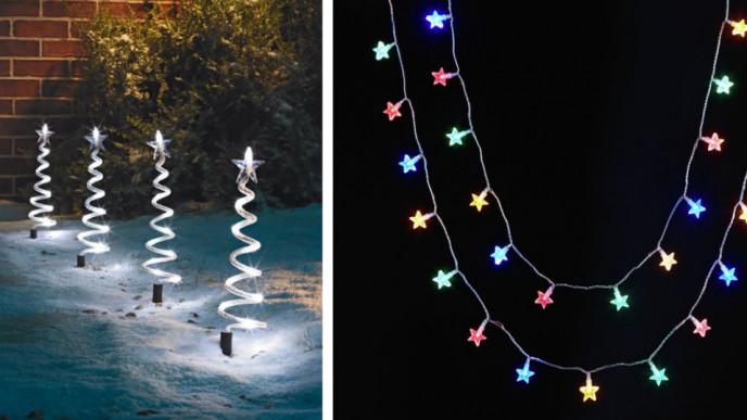 200 Led Multifunction Timer String Lights 7 99 Other Christmas