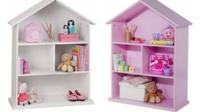 66a398645e860 Mia Dolls House Bookcase £25.49 (was £31.99) @ Argos