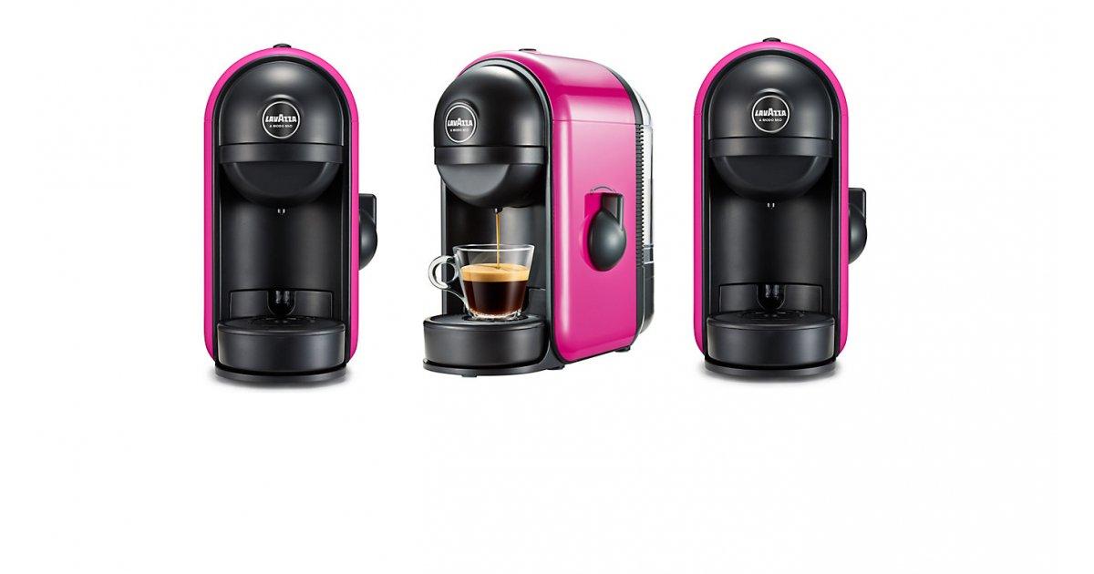 Lavazza A Modo Mio Minù Coffee Maker Pink £29.95 @ John Lewis
