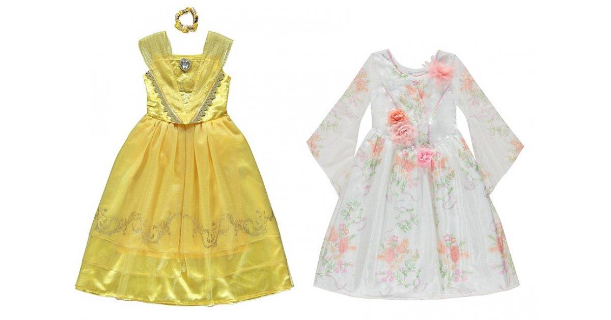 Disney Beauty Amp The Beast Fancy Dress 163 14 Asda George