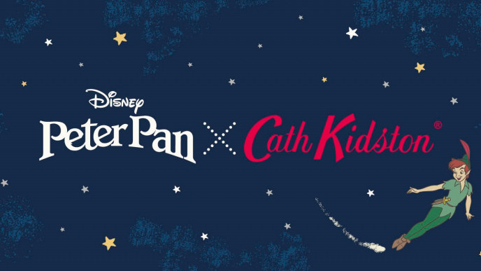Peter Pan X Cath Kidston Collection Coming Soon!