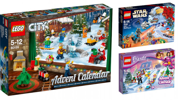 where to buy 2017 lego advent calendars in the u k. Black Bedroom Furniture Sets. Home Design Ideas