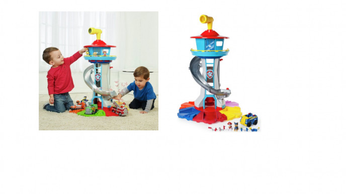 Where To Buy Paw Patrol My Size Lookout Tower In The UK 2017