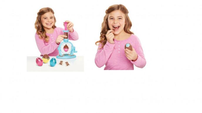 Chocolate Egg Surprise Maker Kit 1299 At Argos