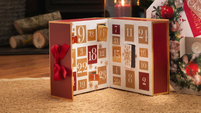 yankee candle advent book waiting list open. Black Bedroom Furniture Sets. Home Design Ideas