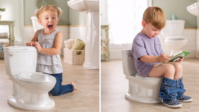 Admirable Summer Infant My Size Potty 24 99 Was 34 99 Asda George Gmtry Best Dining Table And Chair Ideas Images Gmtryco