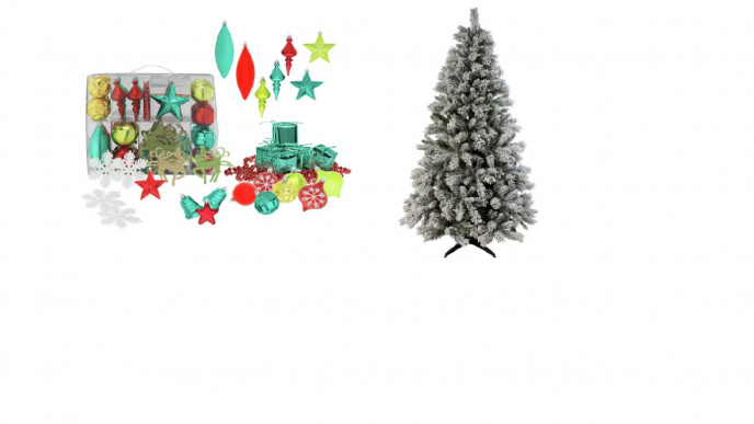3 For 2 On Christmas Decorations Trees Argos